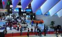 Vietnam International Motor Show opens in Ho Chi Minh City
