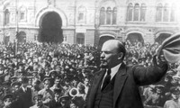 Activities mark 100th anniversary of Russian October Revolution