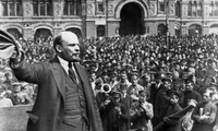 Russia's October Revolution celebrated worldwide