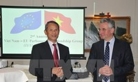 Vietnam – EU parliamentary friendship marked in Belgium