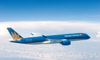 Vietnam Airlines expands flights for 2018 Lunar New Year Festival