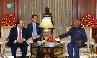 Vietnam, India promote comprehensive strategic partnership