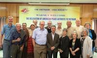 Vietnam, US organizations discuss post-war consquence settlement