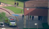Santa Fe shooting: Texas governor confirms 10 people dead