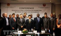 Vietnam, Mozambique boost agricultural cooperation