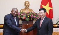 Ways to boost Vietnam-Mozambique ties discussed