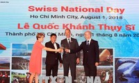 Swiss National Day celebrated in HCM City
