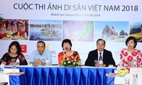 Vietnam Heritage Photo Contest 2018 launched