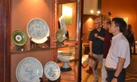 130 Vietnamese cultural artifacts displayed