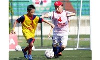 First football tournament for disadvantaged children to take place next year