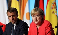 France, Germany urge full ceasefire in Ukraine
