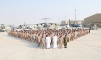Peninsula Shield military exercise starts in Saudi Arabia