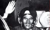 Герой Фам Туан - первый вьетнамский летчик, сбивший бомбардировщик Б-52
