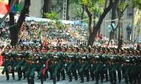ИноСМИ освещают церемонию празднования 40-летия со Дня освобождения Южного Вьетнама