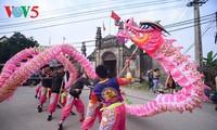 Весенний фестиваль в деревне Ном