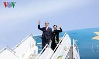 Президент Вьетнама Чан Дай Куанг завершил государственный визит в Эфиопию