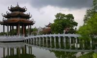 Пагода Ном, где хранятся вьетнамские культурные ценности