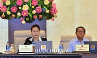 Спикер парламента изложила отчёт о выдвижении кандидатуры на пост президента Вьетнама