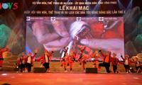 Церемония открытия 10-го фестиваля культуры народностей северо-востока Вьетнама