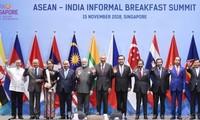 Индия выделит 1 миллиард долларов США на реализацию проектов сотрудничества со странами CLMV