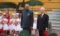 Новый стимул для развития всеобъемлющего стратегического партнёрства между Вьетнамом и Индией