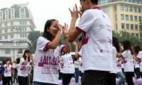 «Танцевать за доброту» - ликвидация насилия в отношении женщин