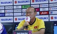 AFF Suzuki Cup 2018: Южнокорейские СМИ воспевают стратегию главного тренера сборной Вьетнама Пак Ханг Сео