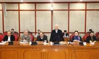 Генсек ЦК КПВ, президент Вьетнама Нгуен Фу Чонг совершил рабочую поездку в Хайфон