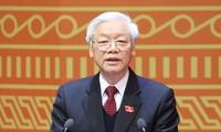 Нгуен Фу Чонг провёл рабочую встречу с парткомом города Дананг