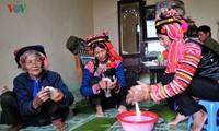 Традиционный новогодний праздник «Конеча» народности Хани в провинции Лайтяу