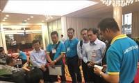 9 из 12 вьетнамских туристов, пострадавших от взрыва в Египте, вернулись на Родину