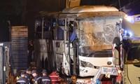 Завершены процедуры для перевозки тел 3 жертв взрыва в Египте на родину