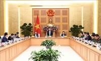 Заседание межведомственного комитета по международной интеграции
