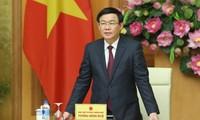 Выонг Динь Хюэ: необходимо устранять недостатки в развитии коллективного и кооперативного хозяйства