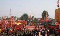 В провинции Бакзянг отмечается 592-я годовщина победы в битве Сыонгзянг