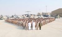 Страны Персидского залива начали совместные военные учения