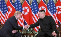 Дональд Трамп и Ким Чен Ын на 2-м саммите США-КНДР в Ханое