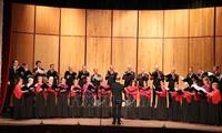 Праздничный концерт по случаю 50-летия установления дипотношений между Вьетнамом и Швецией