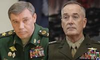 Военные России и США обсудили ситуацию в Сирии