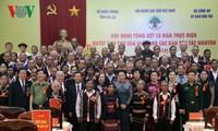Спикер вьетнамского парламента: необходимо повысить роль и позиции старейшин среди нацменьшинств