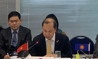 Вьетнам и Новая Зеландия провели 11-е политические консультации