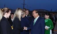 Нгуен Суан Фук успешно завершил официальные визиты в Румынию и Чехию