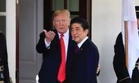 Токио опубликовал программу визита президента США в Японию