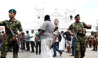 Власти Шри-Ланки ввели в стране комендантский час