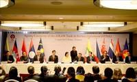 Министры экономики АСЕАН подписали два документа о сотрудничестве в сферах торговли услугами и инвестиций