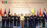 В Пхукете прошла 25-я конференция министров экономики АСЕАН в узком формате