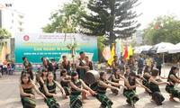 Своеобразный ритуал субэтнической группы М'Нонггар, посвящённый собранному урожаю