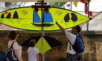 Фестиваль воздушных змеев деревни Базыонгной
