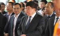 Руководители Радио «Голос Вьетнама» приняли участие в церемонии прощания с бывшим президентом Ле Дык Анем