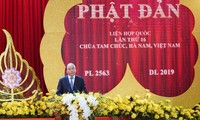 Нгуен Суан Фук: Весак-2019 укрепил роль Вьетнамской буддийской сангхи в международной интеграции
